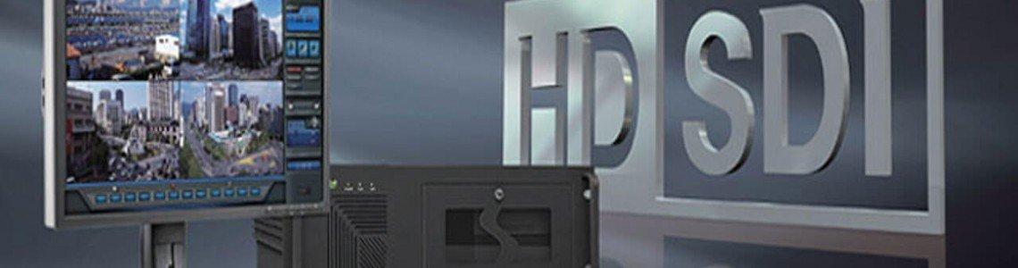 Какво представлява HD – SDI технологията за видеонаблюдение?