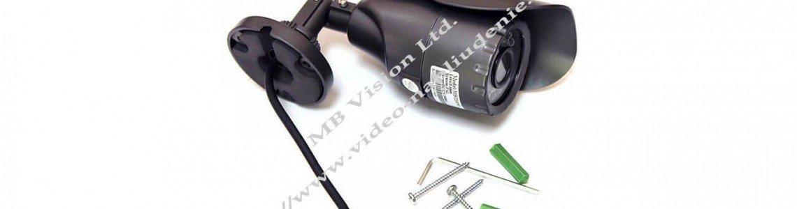 Ревю: Булет Камера за външен монтаж с фиксиран обектив MBT20P60