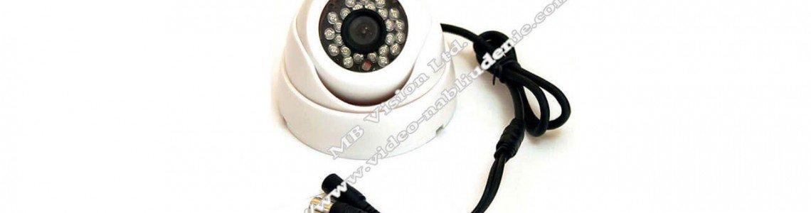 Ревю: IR камера за наблюдение MBSP20P60