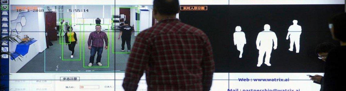 Видеонаблюдението в Китай разпознава хората по походката