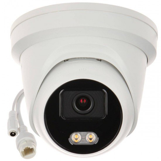2MP IP ColorVu камера Hikvision DS-2CD2327G1-LU, IR LED 30m