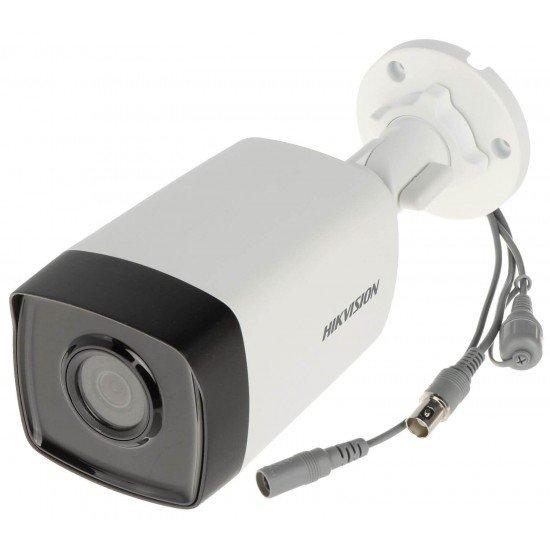 2MP 4-в-1 камера Hikvision DS-2CE17D0T-IT5F(C), IR 80м