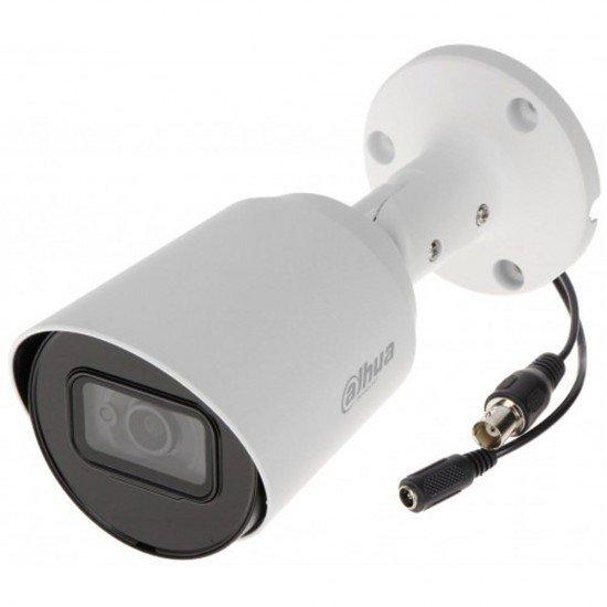 Dahua HAC-HFW1500T-A-POC-0360B, 5MP CVI камера, 3.6mm, IR 30m