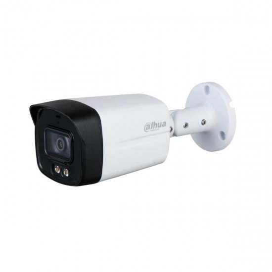 Dahua HAC-HFW1509TLM-A-LED-0360B, 5MP CVI камера, 3.6mm, IR 40m