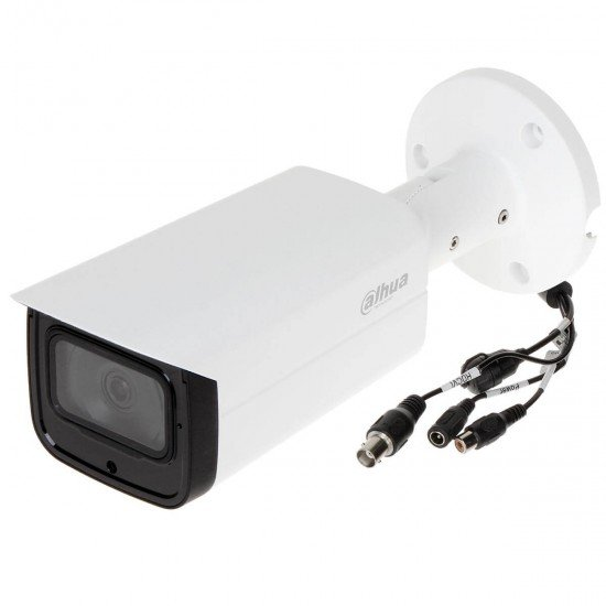 5MP HD-CVI камера Dahua HAC-HFW2501T-I8-A-0360, 3.6mm, IR 80m