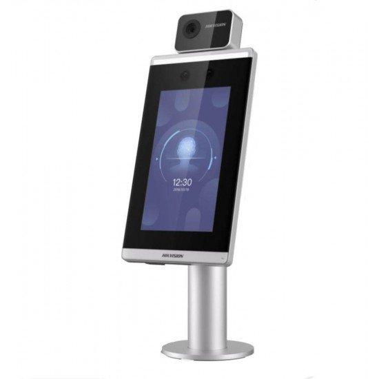 Биометричен терминал, термографска камера, контрол достъп Hikvision DS-K5671-3XF/ZU