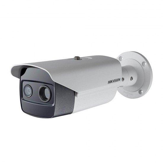 Термовизионна, IP bi-spectrum камера Hikvision DS-2TD2615-7/10