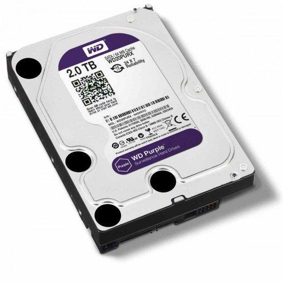 Хард диск за видеонаблюдение 2TB