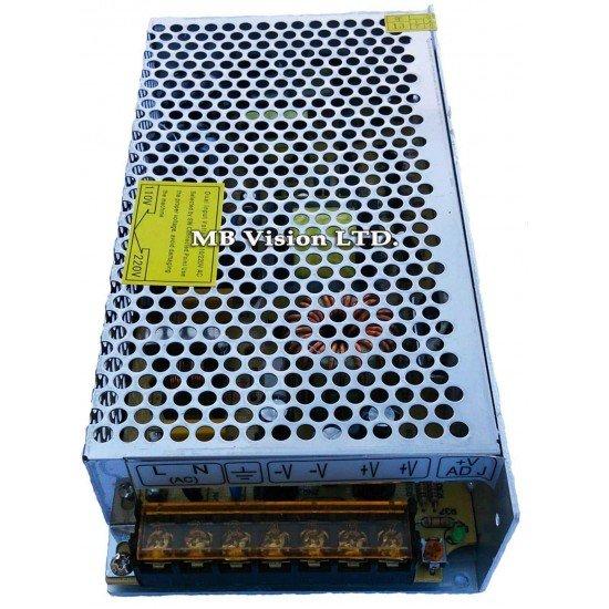 Захранващ блок за камери 12V, 15A