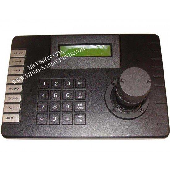 Контролер за PTZ камера