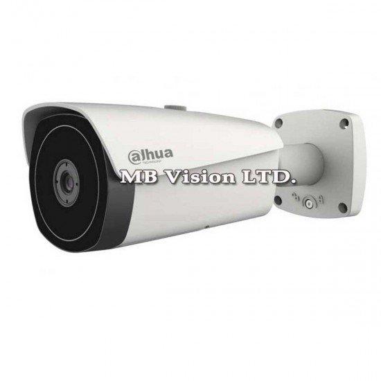 Термовизионна IP камера Dahua DH-TPC-BF5300-13, детекция човек на 400м