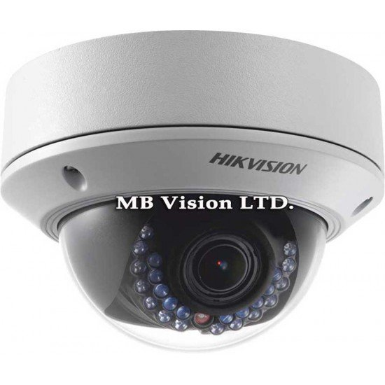 4MP ИП камера Hikvision DS-2CD2742FWD-IS, 2.8-12mm, IR 20м
