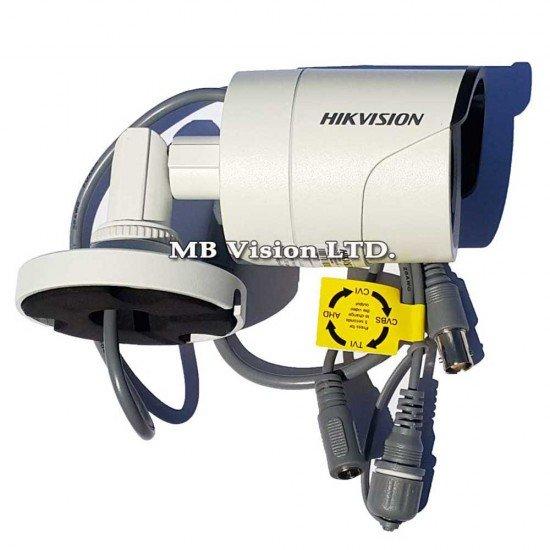 1MP 4-в-1 камера Hikvision DS-2CE16C0T-IRF, 3.6мм, IR 20m