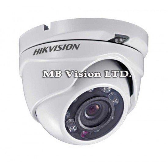 HD TVI система за видеонаблюдение с 1MP HD камери Hikvision