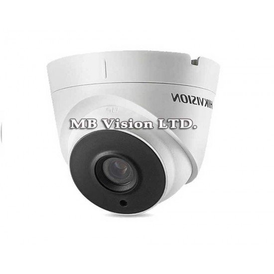 2MP HD-TVI PoC камера Hikvision DS-2CE56D8T-IT3ZE, EXIR IR 40m, 2.8-12мм