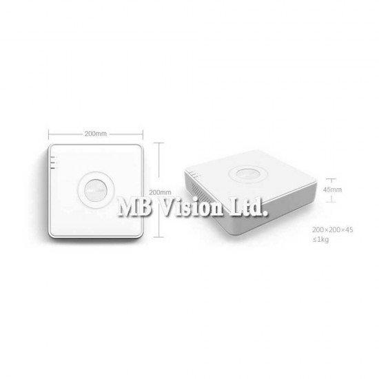 16-канален рекордер Hikvision DS-7116HQHI-K1