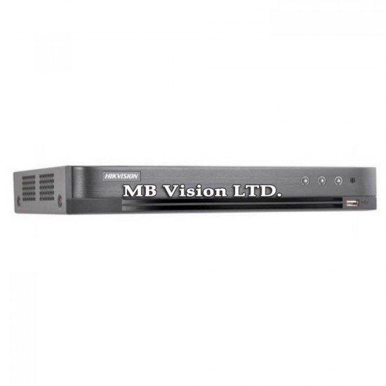 16-канален PoC DVR Hikvision DS-7216HQHI-K2/P/A + 2 IP