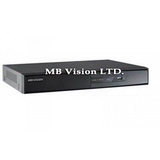 4-канален DVR Hikvision DS-7204HUHI-K1 + 2 IP