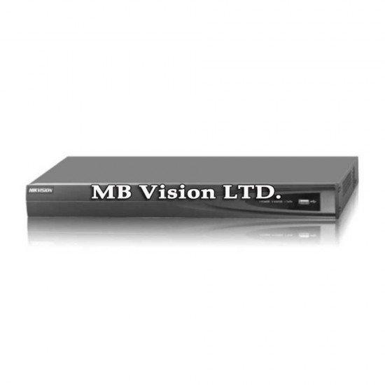 NVR с 8 канала, 8 PoE LAN, Hikvision DS-7608NI-E2/8P/A