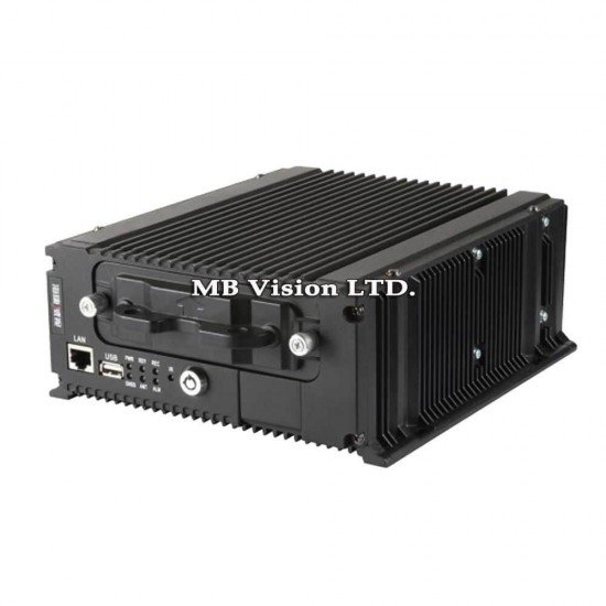 4-канален HD-TVI DVR Hikvision DS-M7504 за автомобил