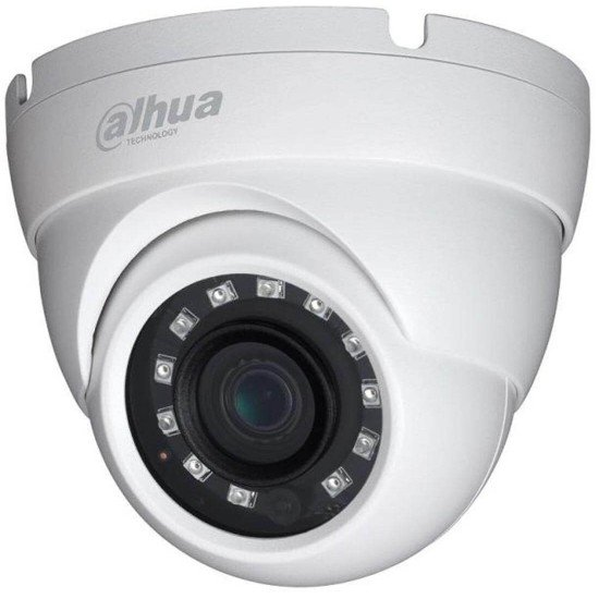 2MP HD-CVI камера Dahua HAC-HDW1230M-0280, 2.8mm, IR 30m