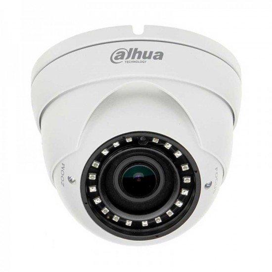 2MP 4-в-1 HD-CVI камера Dahua HAC-HDW1220R-VF, 2.7-13.5mm, IR 30m