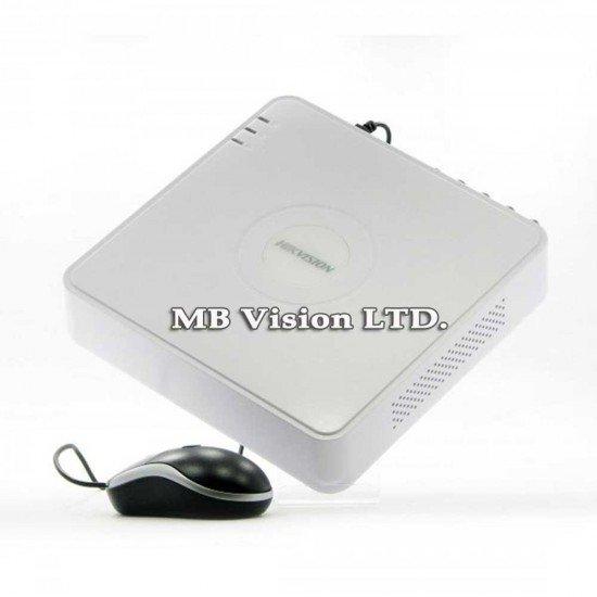 4-канален NVR Hikvision DS-7104NI-Q1/4P с 4 PoE