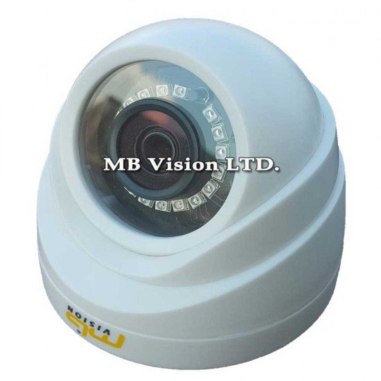4-в-1 HD вътрешна камера, IR 20 метра MB-LTHC100B