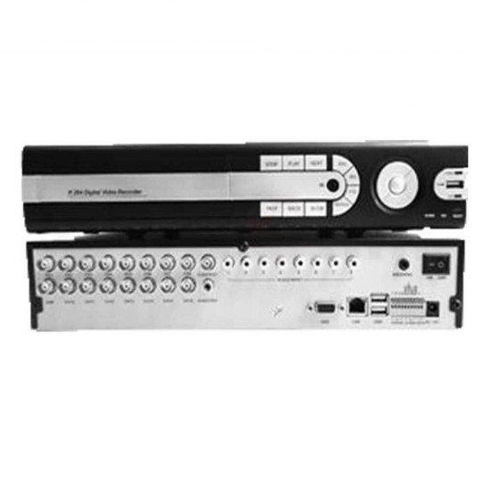 DVR с 8 видео и 8 аудио