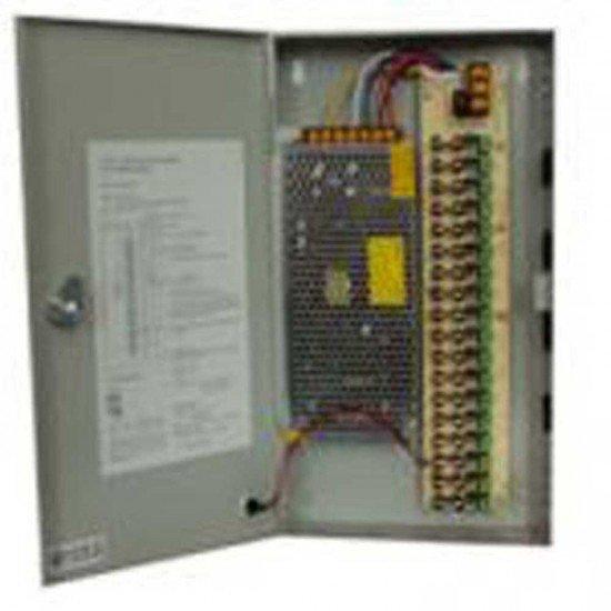 Захранващ блок за видеонаблюдение VNPWRBOX1012