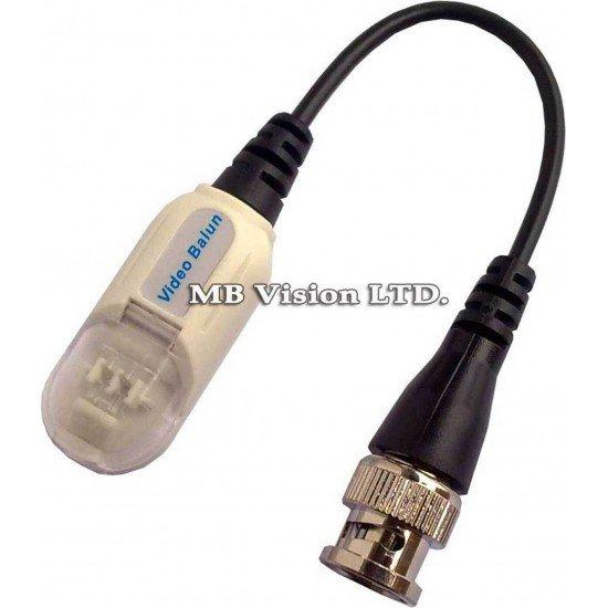 Видео балун  за пренос на видео сигнал 300m/600m