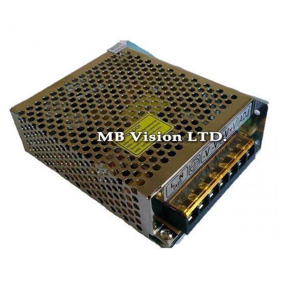 Захранващ блок за камери 12V, 5A