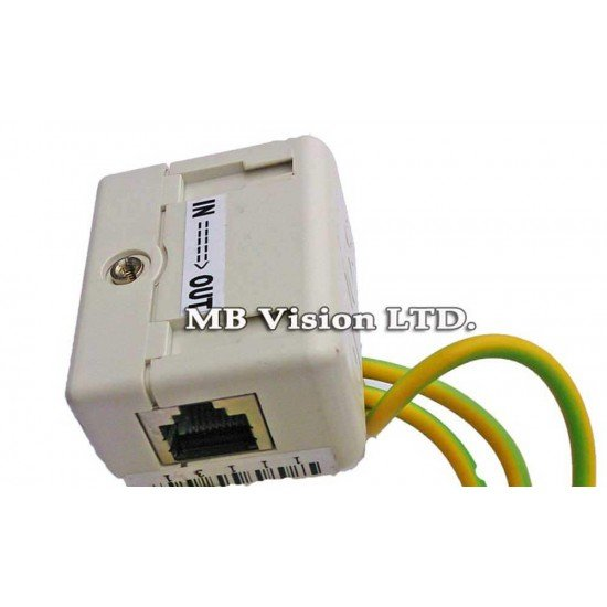LAN гръм защита за IP камери